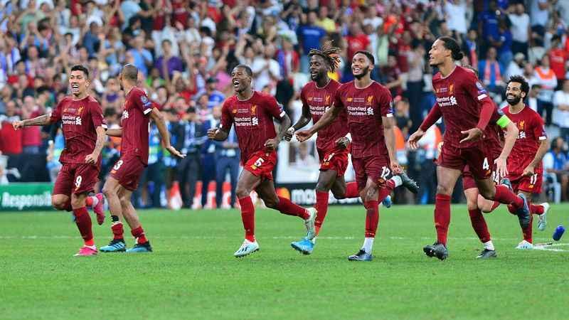 Süper Kupa maçında bir kişi daha sahaya atlamış: