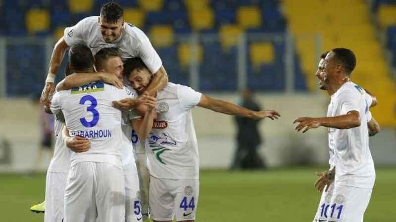 Çaykur Rizespor Ankara'dan üç puanla döndü