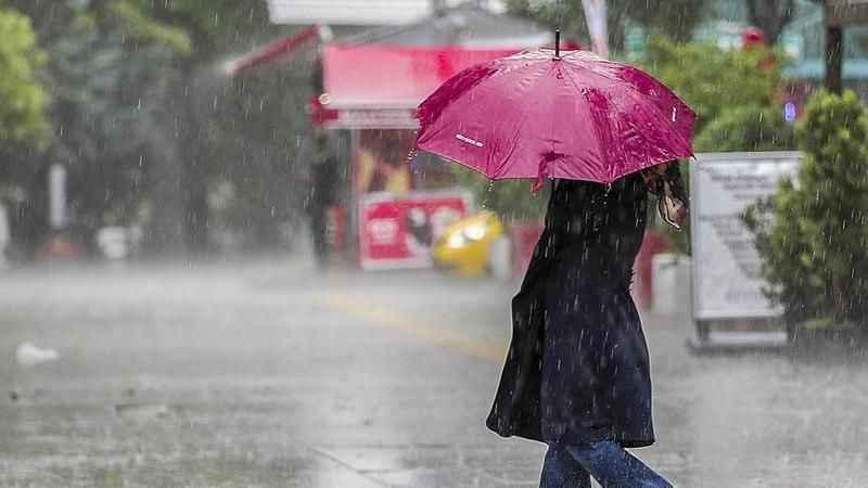 Yağmur ne kadar devam edecek? Meteoroloji'den son rapor