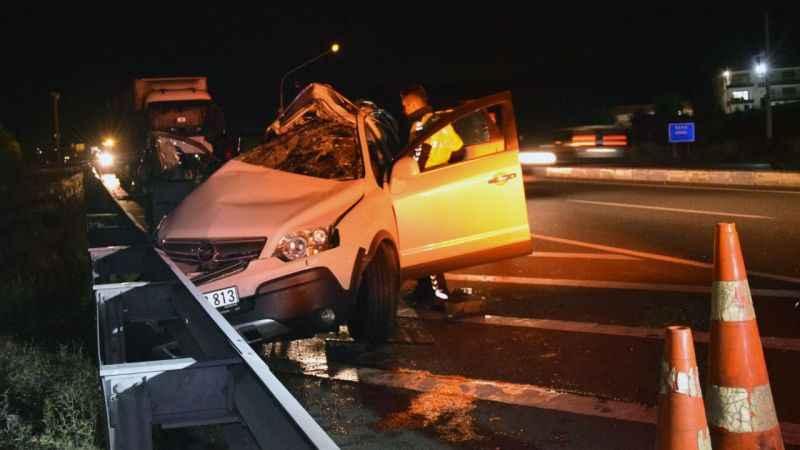 Son dakika! Konya'da trafik kazası: Anne ve 5 yaşındaki oğlu can verdi