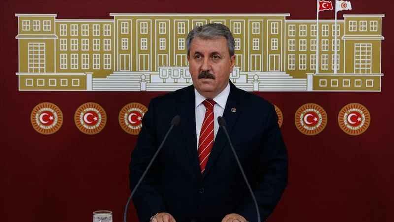 Mustafa Destici: 'Kürt sorunu var' derken neyi kastediyorsunuz
