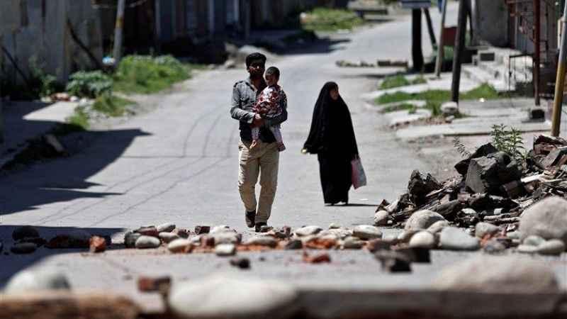 Keşmir'de soykırım endişesi
