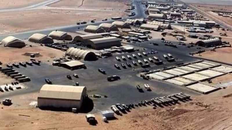 ABD'den Suriye'deki üslerine lojistik destek