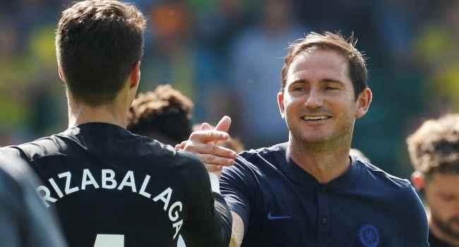 Chelsea, Lampard'la ilki yaşadı