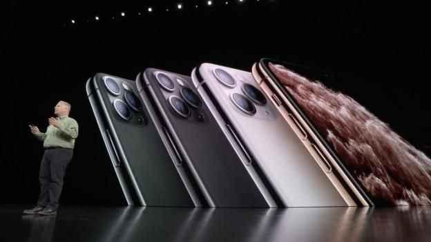 Apple yeni iPhone 11, iPhone 11 Pro ve Max modellerini tanıttı