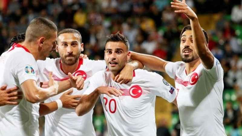 Türkiye, Moldova'yı 4-0 yendi! İşte puan durumu