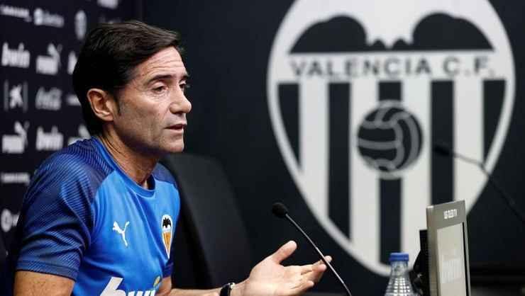 Valencia'da Marcelino dönemi sona erdi