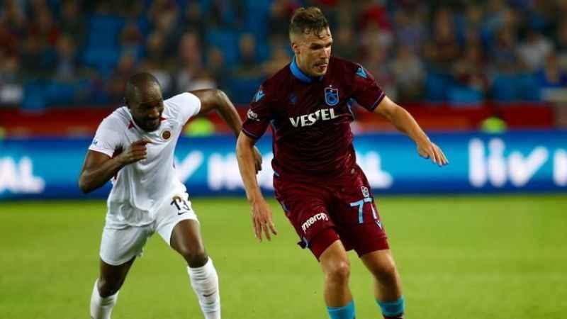 Trabzonspor ve Gençlerbirliği birer puana razı oldu