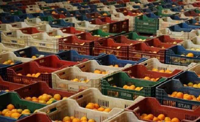 Rusya 3 günde 64 ton tarım ürününü geri gönderdi
