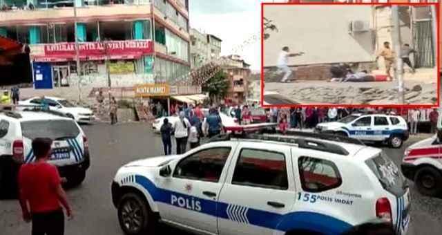 Son dakika: İstanbul'da silahlı çatışma! Yaralılar var