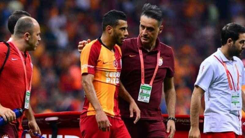 Galatasaray'da Younes Belhanda bilmecesi! Yerine kim oynayacak?