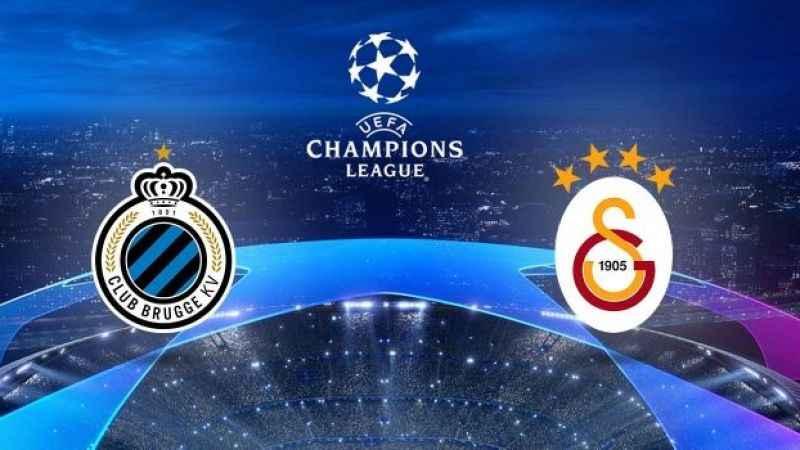 Galatasaray'ın Club Brugge maçındaki ilk 11'i belli oldu