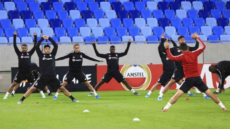 Beşiktaş'ın gidişatı gidişat değil!