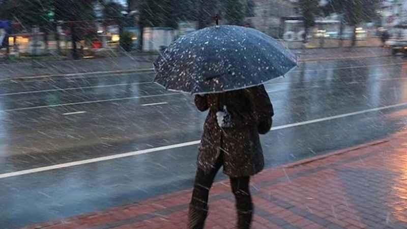 Bugün hava nasıl olacak? Meteoroloji'den yağış ve rüzgar uyarısı