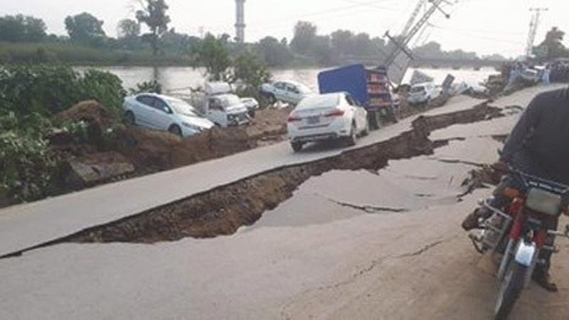 Pakistan'daki 5.8 büyüklüğündeki depremin acı bilançosu ortaya çıktı