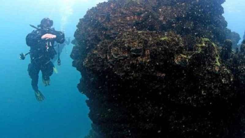 Van Gölü'nde dünyanın en büyük mikrobiyalitleri keşfedildi!