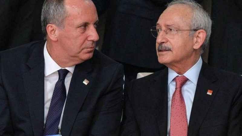 Yeni iddia: Kılıçdaroğlu, İnce'ye genel sekreterlik önermeyi düşünüyor