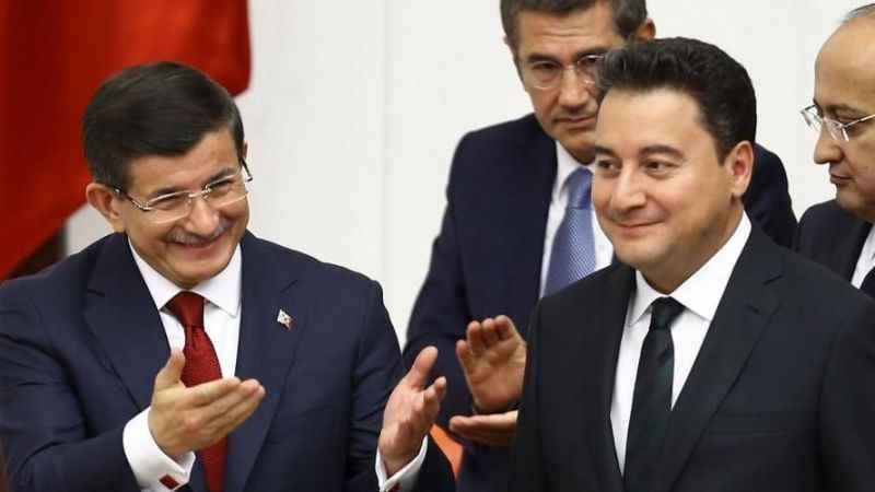 Davutoğlu ve Babacan yeni partisini resmen kuruyor! - Son dakika ...