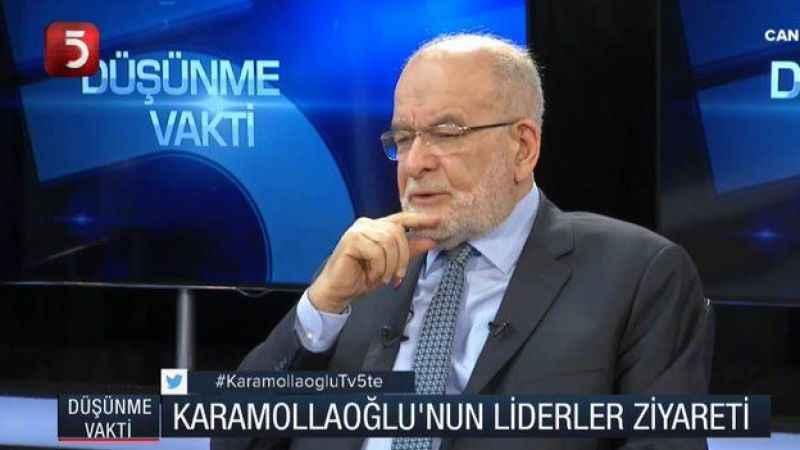 Temel Karamollaoğlu'ndan son dakika Ahmet Davutoğlu açıklaması
