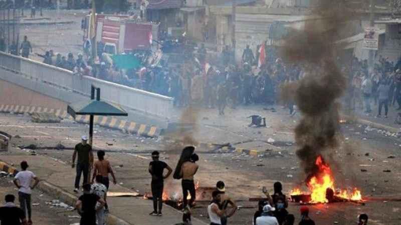 Irak'ta protestolar dinmezken, Bağdat'tan yeni karar geldi
