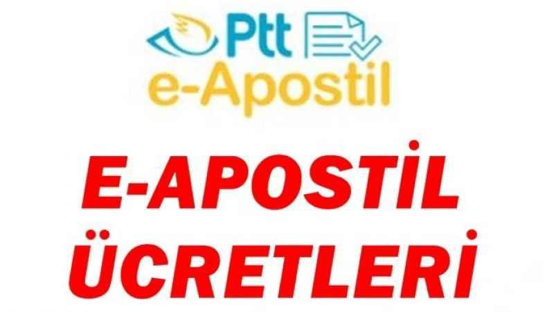 e-Apostil nedir ve nasıl alınır? e-Apostil ücretleri