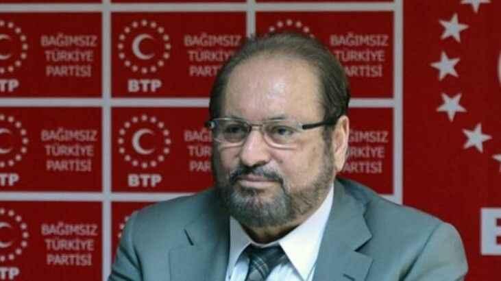 BTP Genel Başkanı Haydar Baş'a hapis şoku!