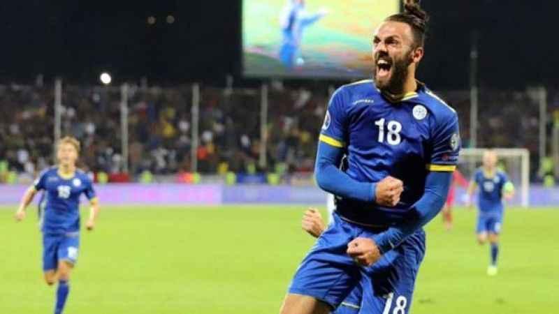 Fenerbahçe'li Vedat Muriqi'yi Avrupa'nın 3 devi izledi