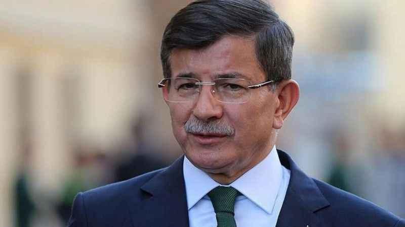 Trump'ın küstah mektubu sonrası Davutoğlu'ndan Erdoğan'a çağrı