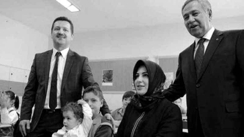 Bülent Arınç'ın damadı Ekrem Yeter FETÖ yargılamasından beraat etti