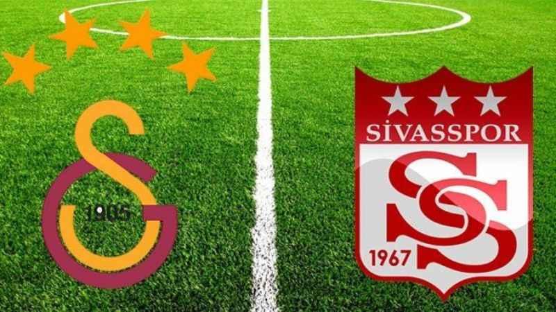 Galatasaray - Sivasspor maçının muhtemel 11'leri