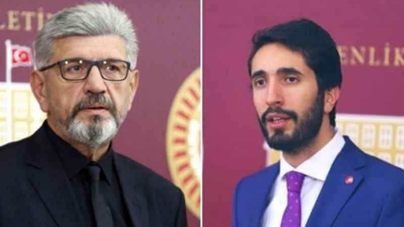 Cihangir İslam ve Abdulkadir Karaduman'dan Necmettin Erbakan mesajı