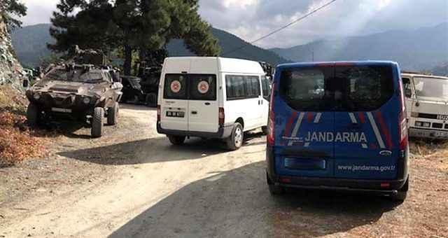 Van'da devriye aracına saldırı! 1 asker şehit 2 asker yaralı