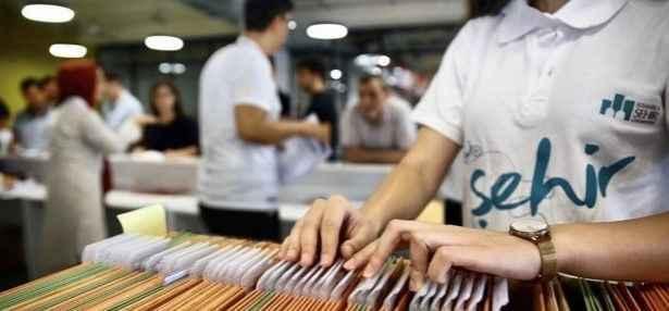 Şehir Üniversitesi öğrencilerinden Halkbank bildirisi