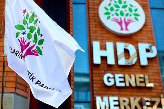 Son dakika! Görevden alınan HDP'li başkan gözaltına alındı