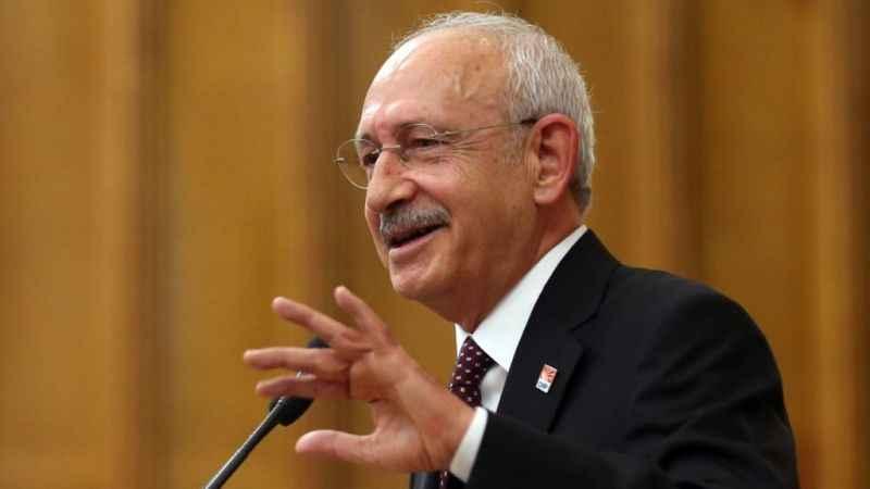 CHP lideri Kılıçdaroğlu: Sosyal devlet yok, Saray devleti var