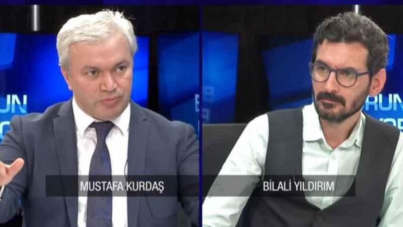 Mustafa Kurdaş: Amerika'nın yardımı da yaptırımı da zarar