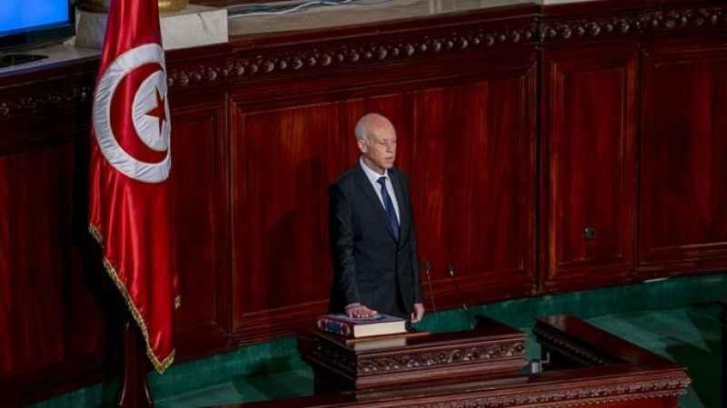 Tunus Meclisi'nden Cumhurbaşkanı Said hakkında şok karar