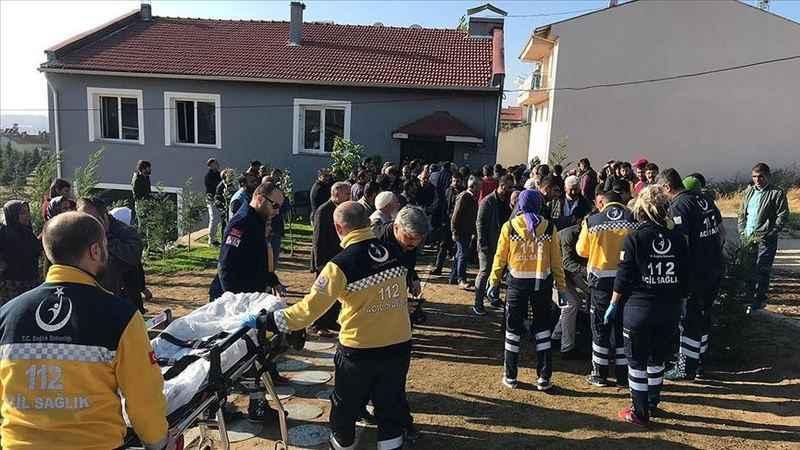 Son dakika! Uşak'ta ev yangını: 3'ü çocuk 4 kişi hayatını kaybetti