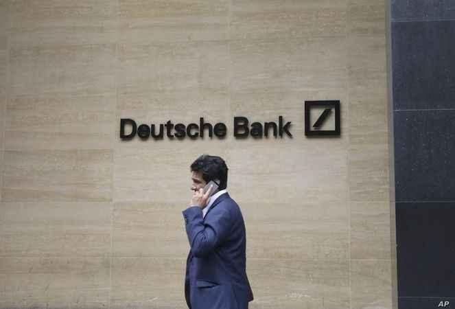 Deutsche Bank üçüncü çeyrekte zarar etti