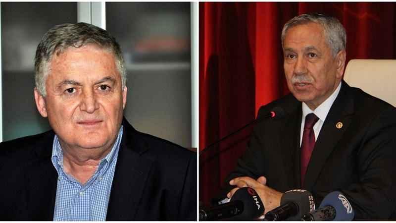 Ahmet Zeki Üçok BÜLENT ARINÇ ile ilgili görsel sonucu