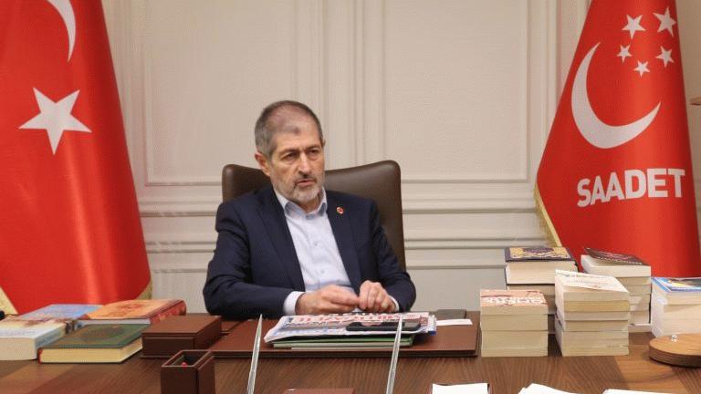 Abdullah Sevim: Bir tane parti olacaksa o zaman monarşi olur