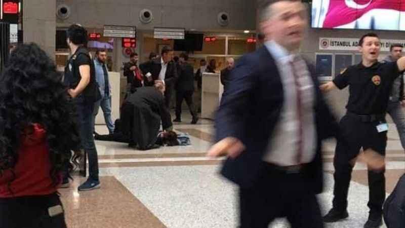 Son dakika! İstanbul Adalet Sarayı'nda intihar şoku