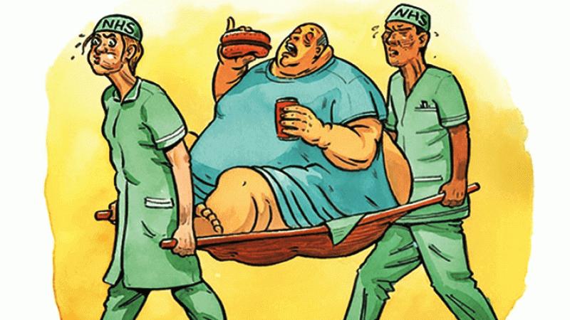 Türkiye'nin obezite karnesi: 166 bin kutu ilaç, 20 bin ameliyat