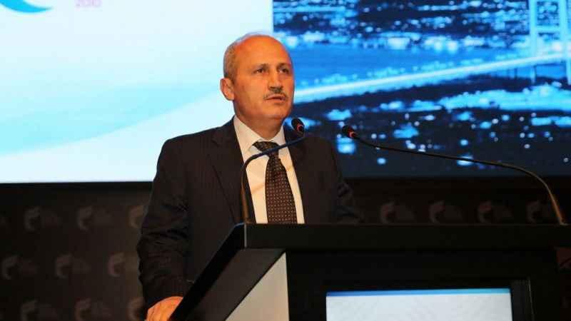 Ulaştırma ve Altyapı Bakanı Mehmet Cahit Turhan: İstanbul Boğazı SOS veriyor