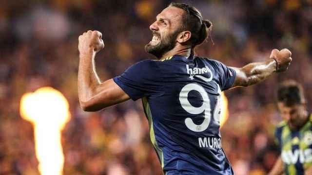 Fenerbahçe'den sakatlanan Vedat Muriç için açıklama