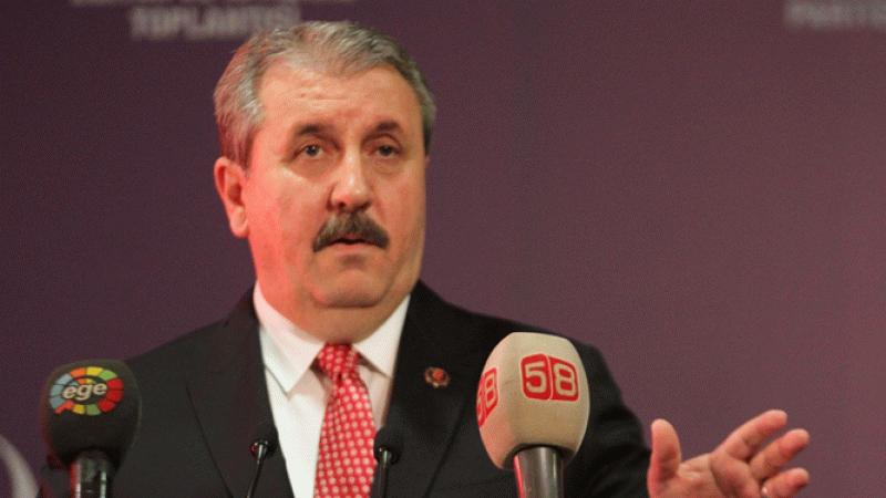 Mustafa Destici: Yeni yönetim sistemi Türkiye'yi güçlü hale getirdi
