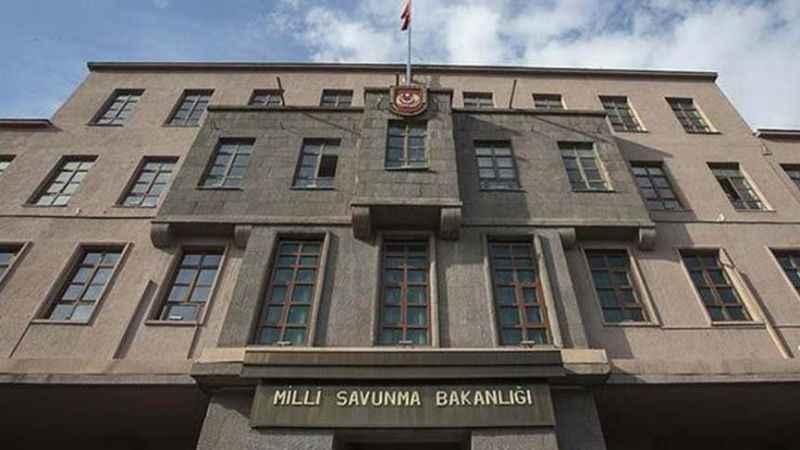 MSB'den açıklama: Barış Pınarı bölgesinde 4 YPG'li terörist öldürüldü