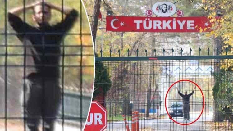 Yunanistan'ın kabul etmediği DEAŞ'lı sınırda tampon bölgede bekliyor
