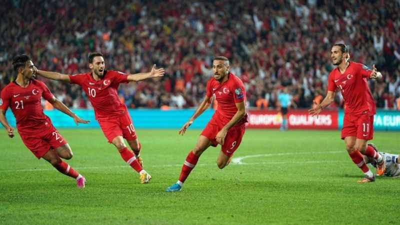 Türkiye için 5. Avrupa Şampiyonası yükleniyor
