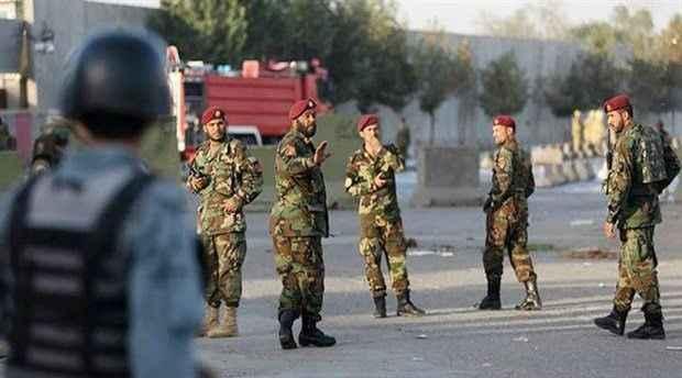 Afganistan'da emniyet müdürü 3 korumasıyla öldürüldü